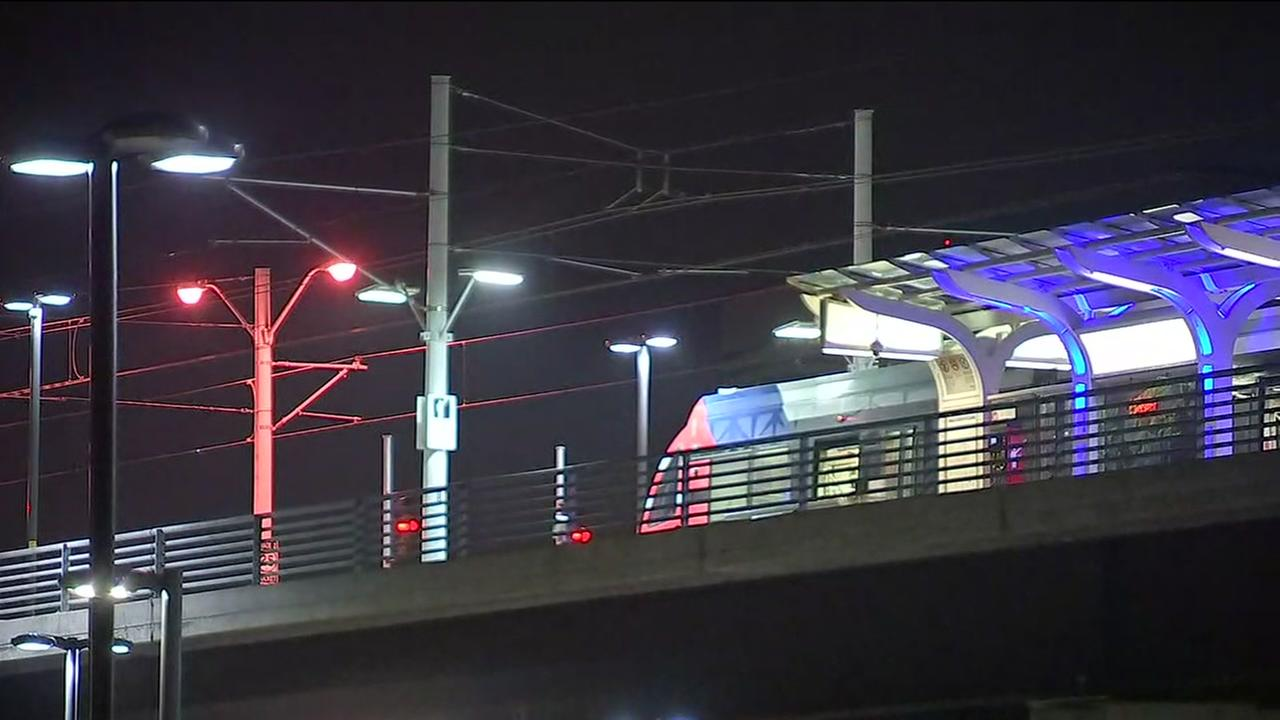 Power failure impacting major portions of METRORail