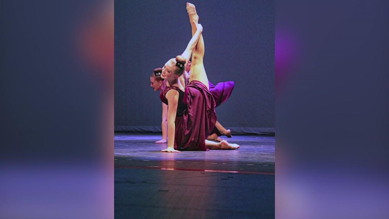 Dancers surgery inspires her to study medicine