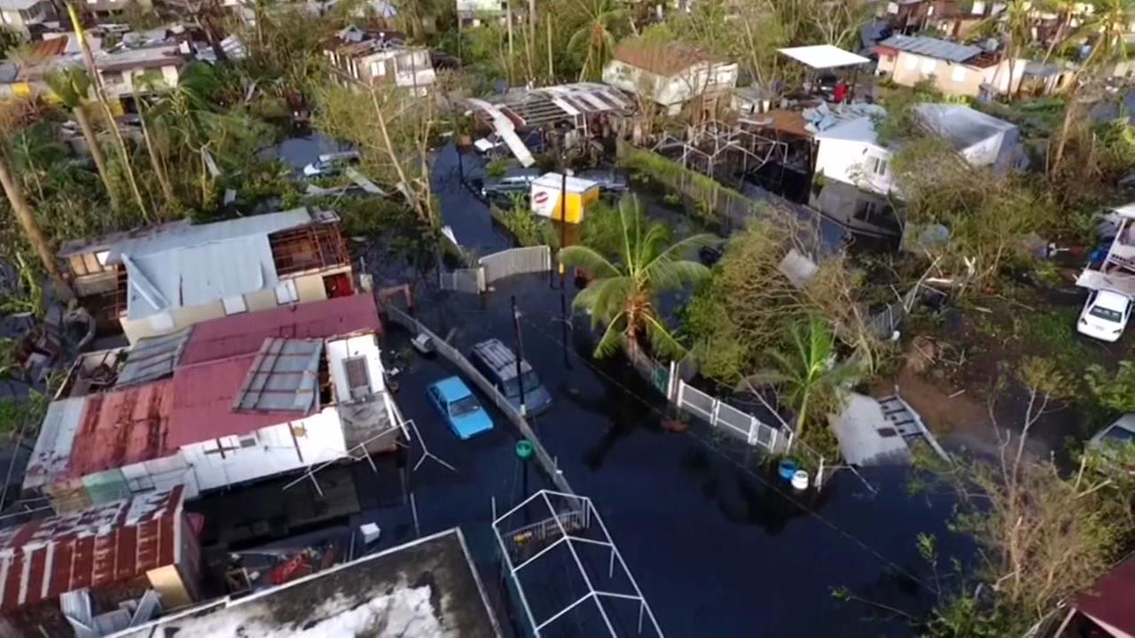 AT&T service helps you contact friends in Puerto Rico