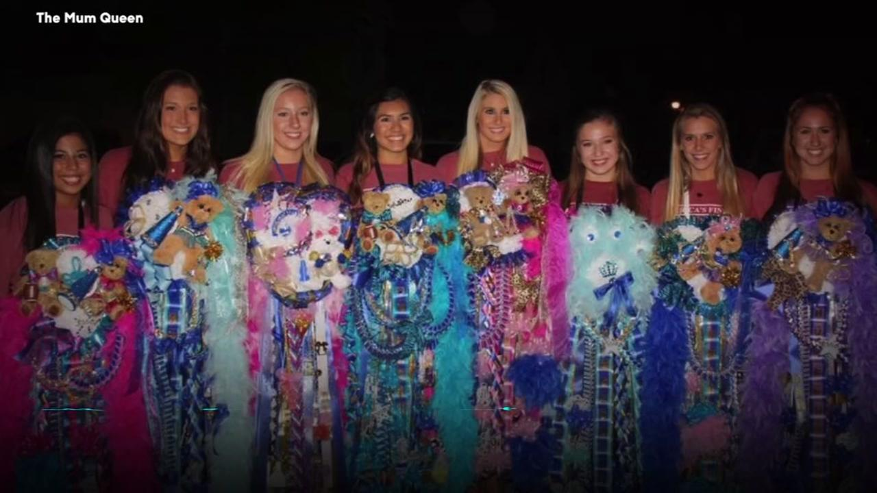 Homecoming Mums: A Texas tradition