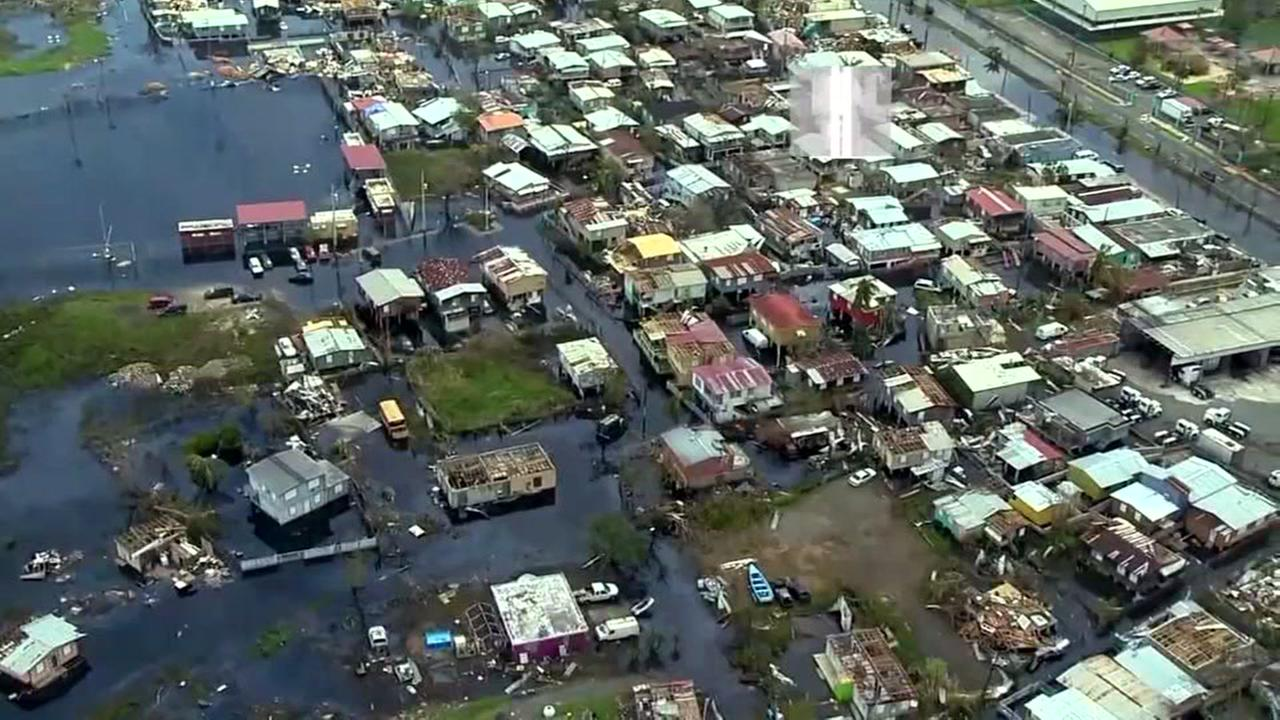 Dire situation in Puerto Rico