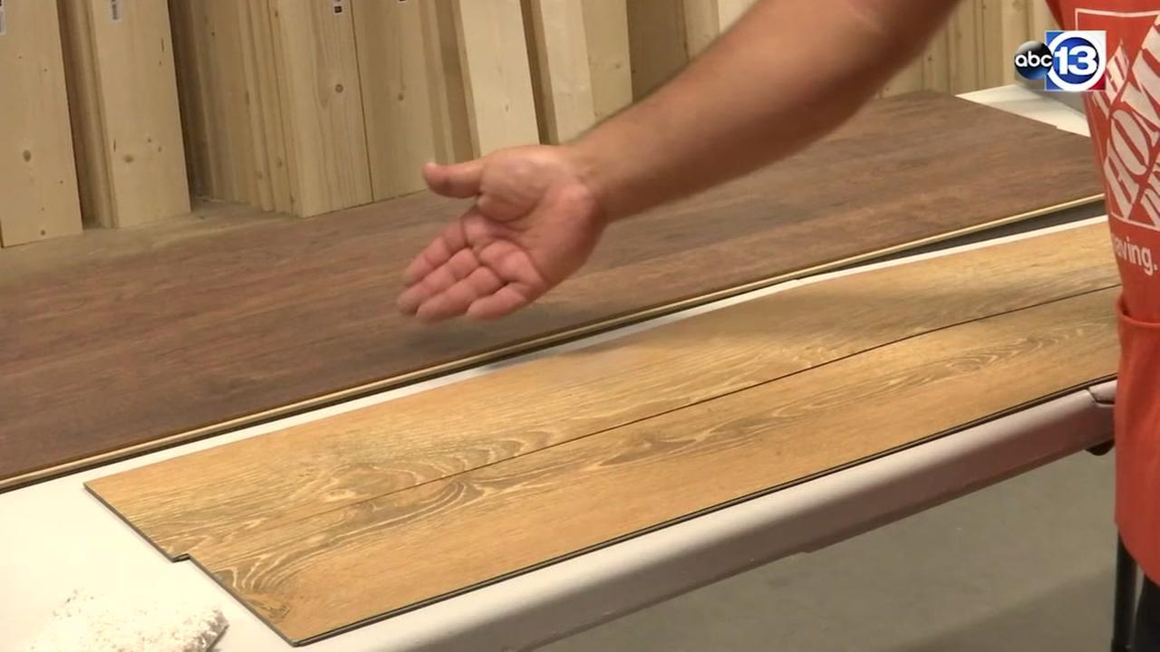 Tips on installing new floors