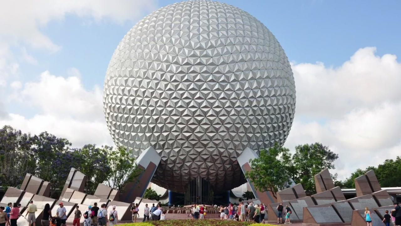 HAPPY BIRTHDAY, EPCOT: Disney theme park turns 35