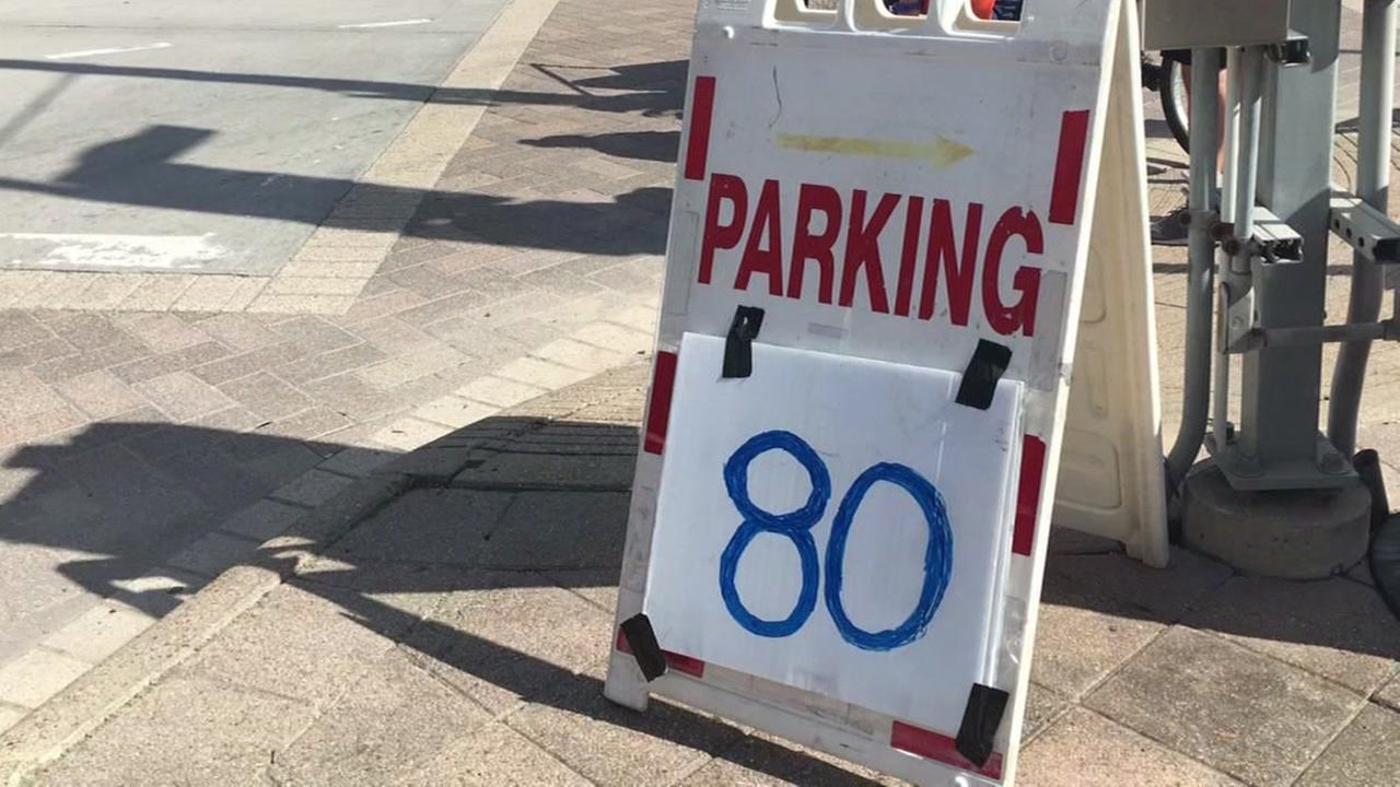 Parking hits $80 near Minute Maid Park for Astros game