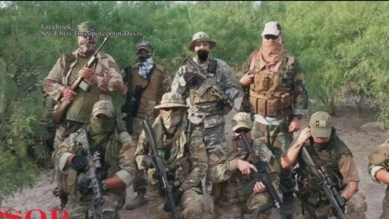 Militia leaders toughest fight is over public image