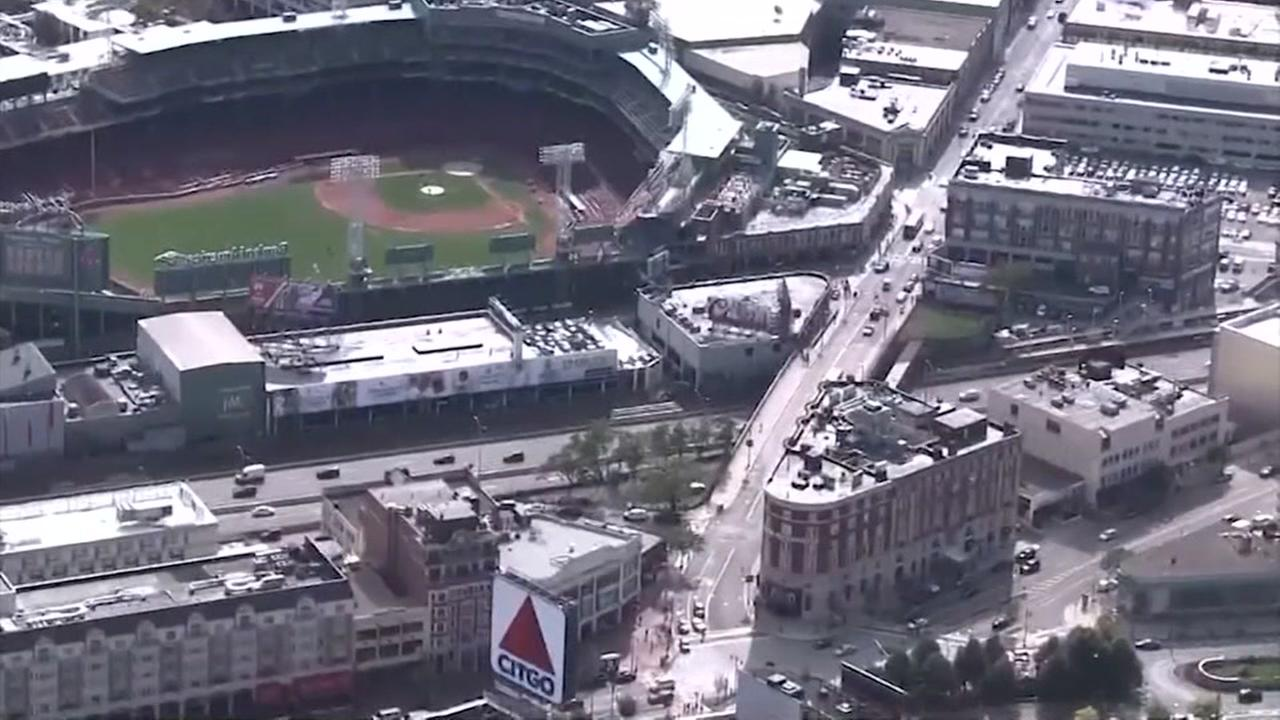 Security stepped up for Astros game in Boston