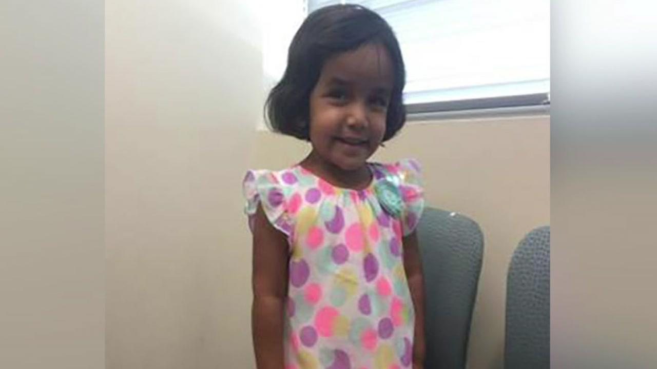 Ambert Alert issued for missing 3-year-old