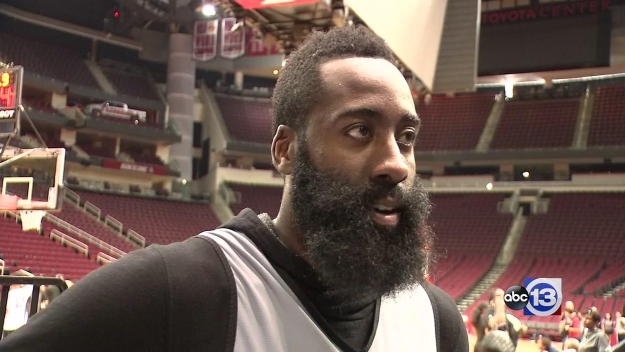 James Harden responds to comments made by Kevin McHale