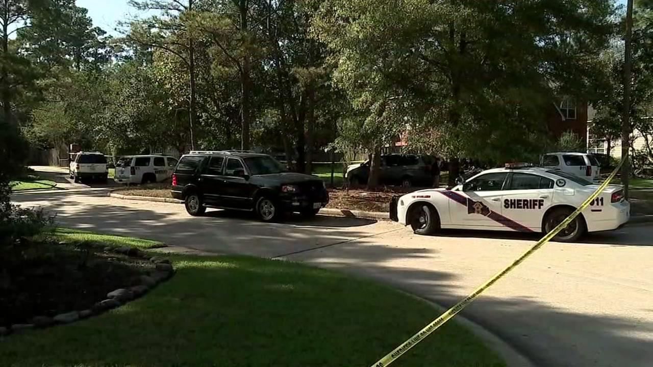 Elderly man, daughter-in-law killed in The Woodlands