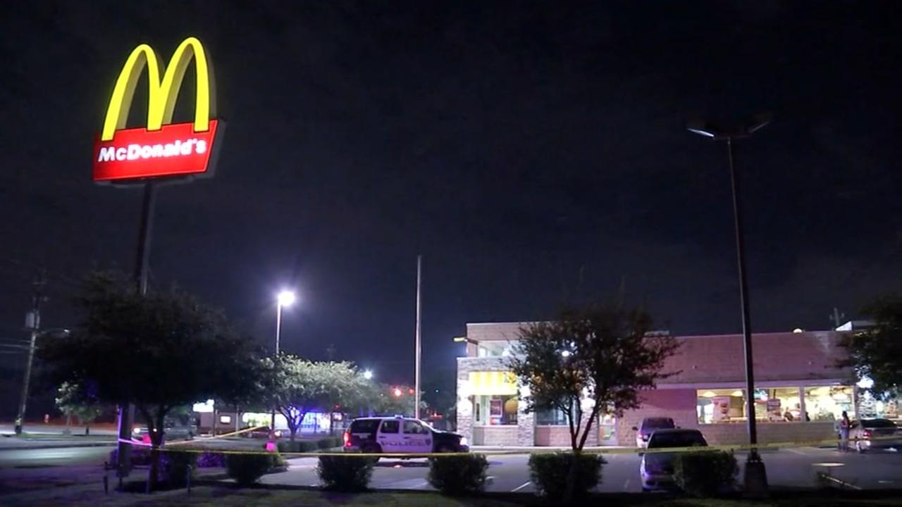 McDonalds security guard shooting