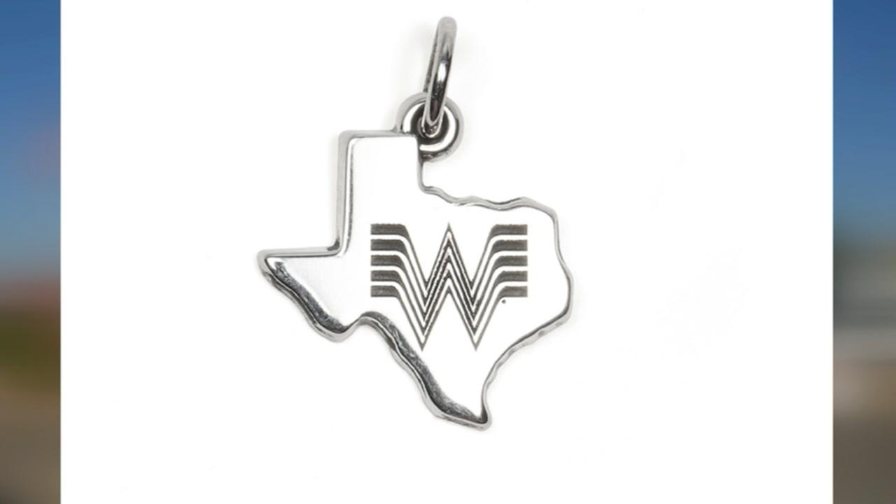 ames Avery releases Whataburger charm