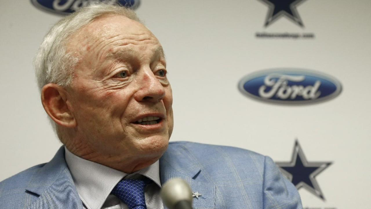 Jerry Jones comments is receiving backlash from the NFL Players Union