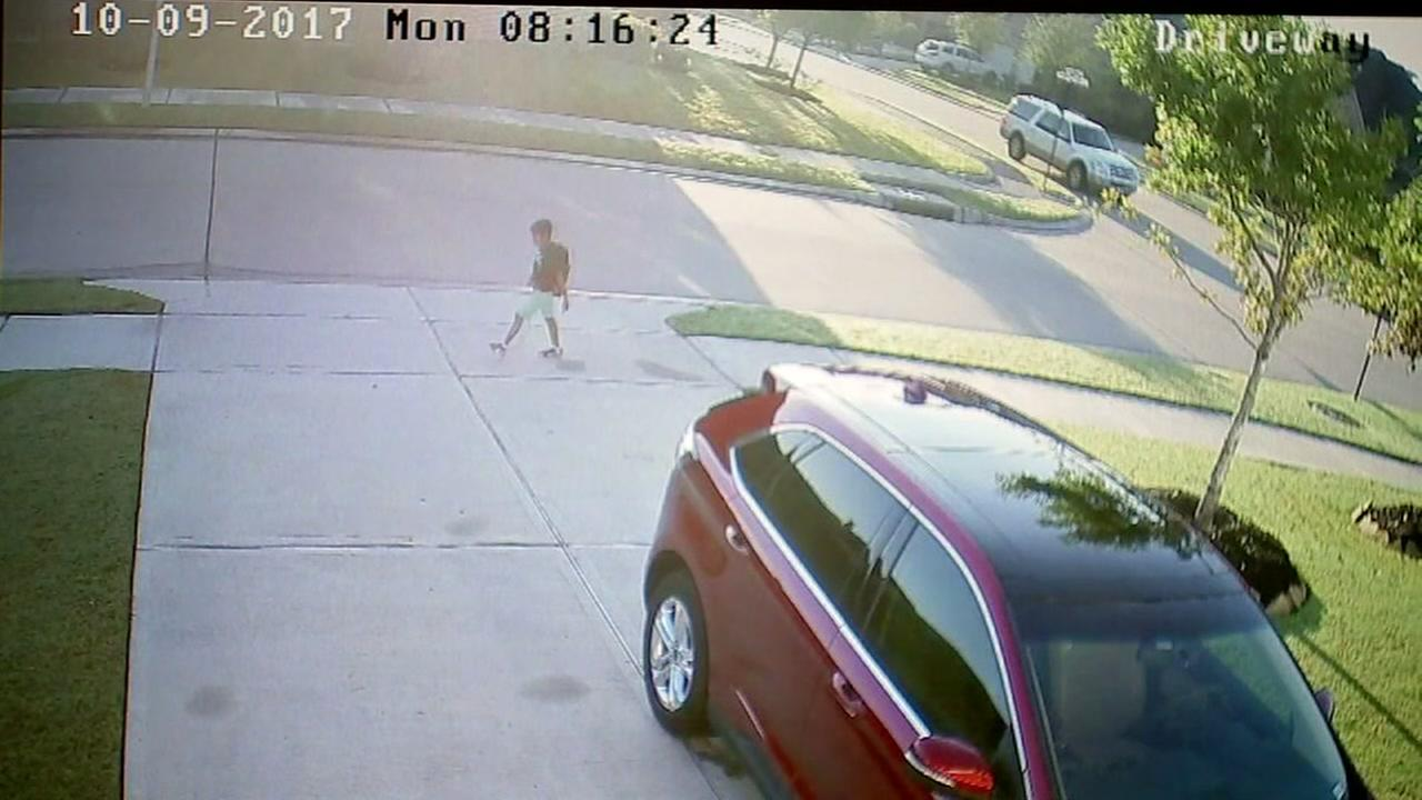 Student walks home from school minutes after being dropped off