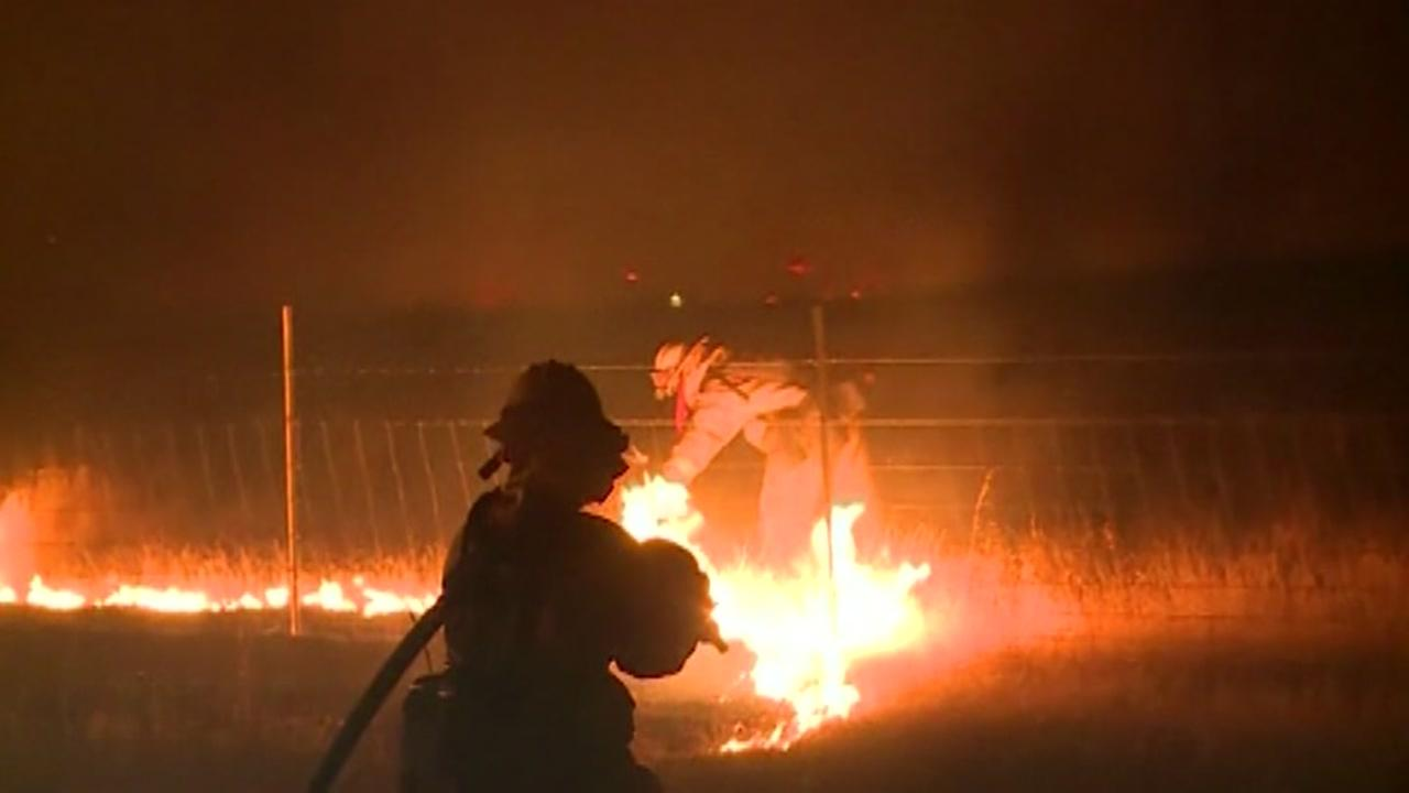 At least 17 people killed in historic CA fires