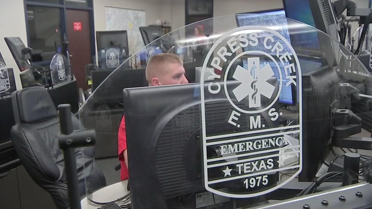Local EMS first in nation for fieldside blood transfusions