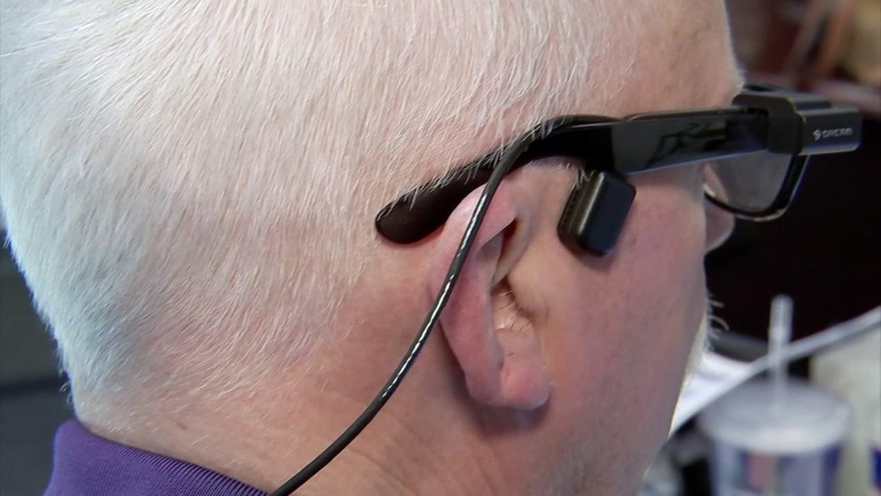 New technology for visually impaired hailed as a game changer