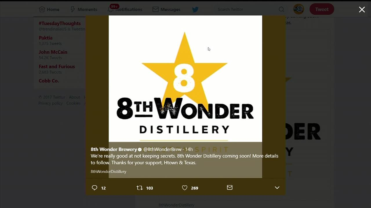 8th Wonder Brewery to open distillery