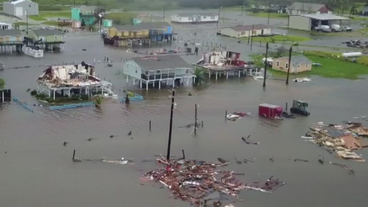 Mayor: Much of Rockport will not be rebuilt following Harvey