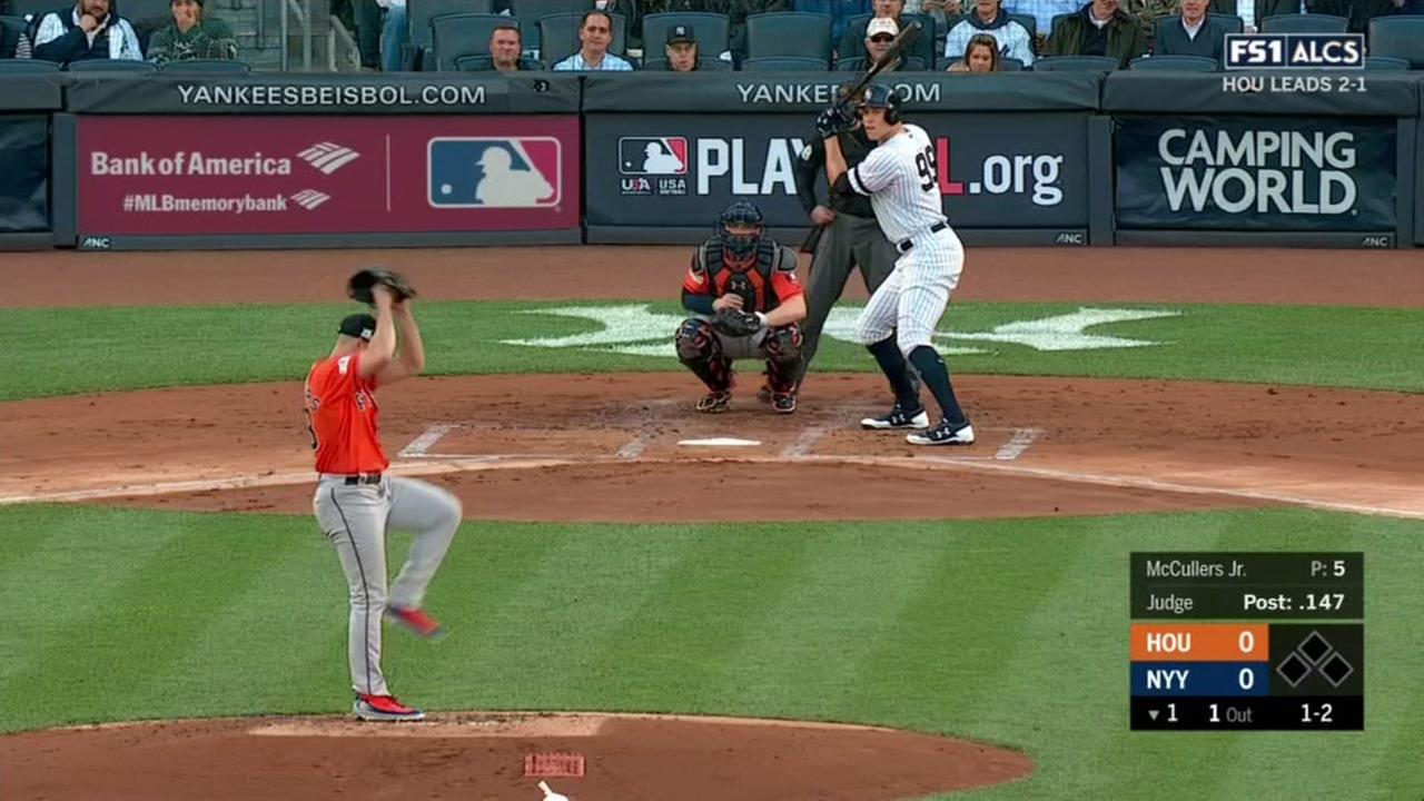 Astros vs. Yankees