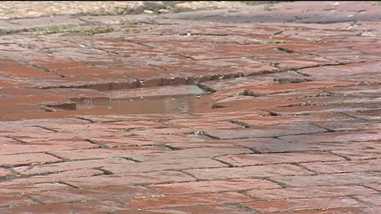 Plan for Freedmans Town bricks still controversial