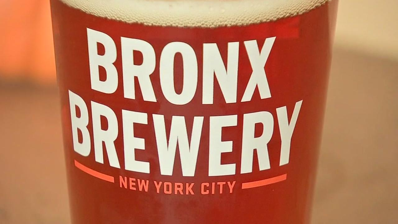 Bronx Brewery part of Houstons bet