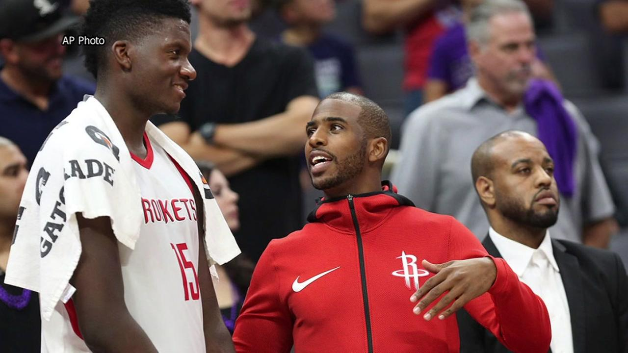 Rockets reign over Kings without CP3