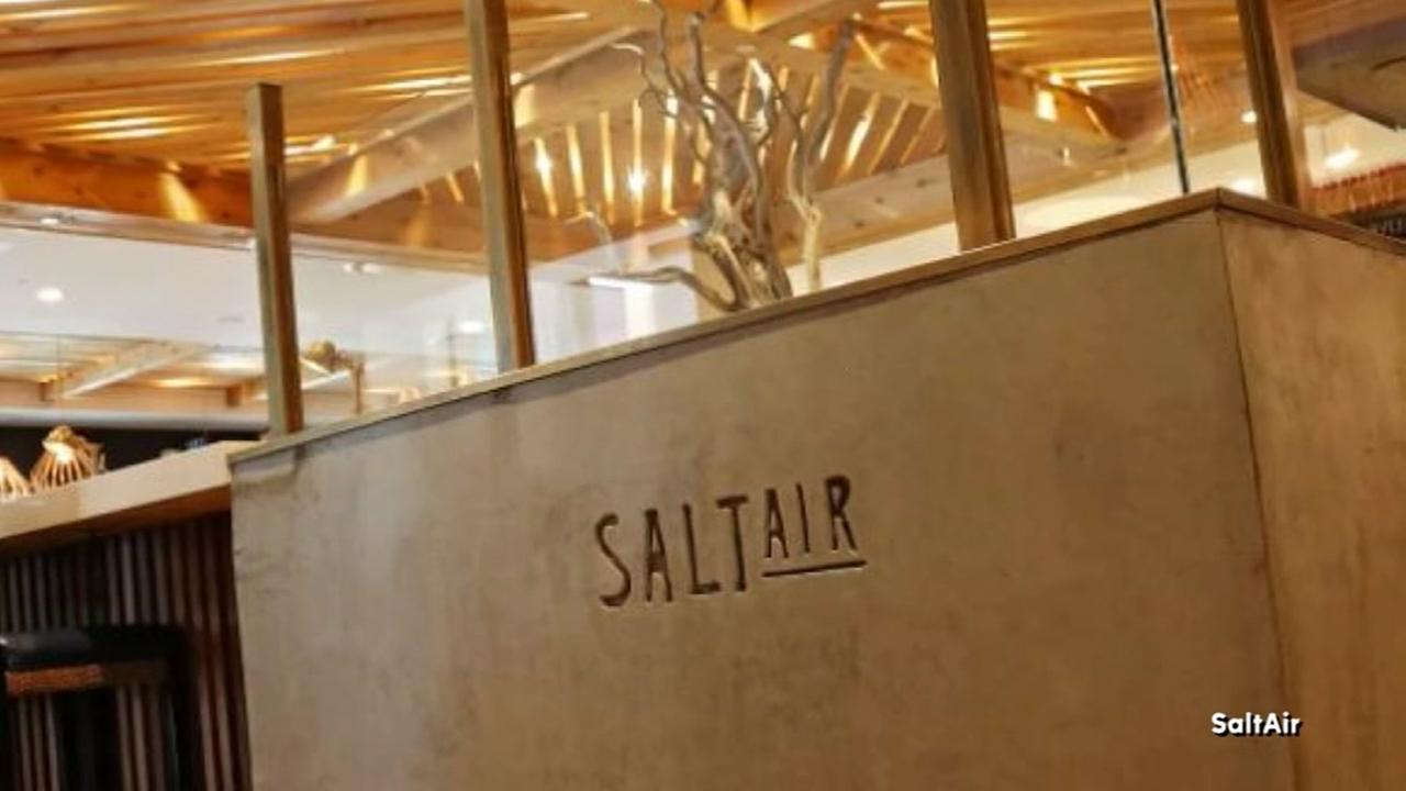 Popular seafood restaurant, SaltAir, will close