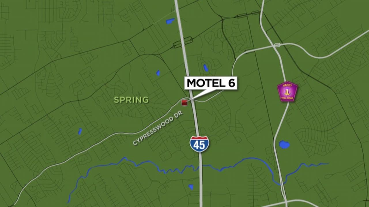 Harris County suing Motel 6 in Spring area