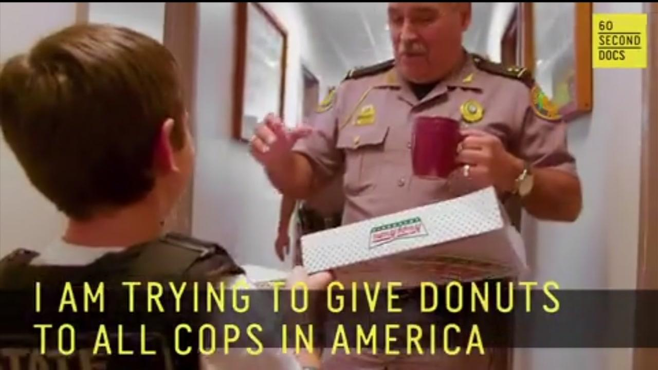 Donuts for cops