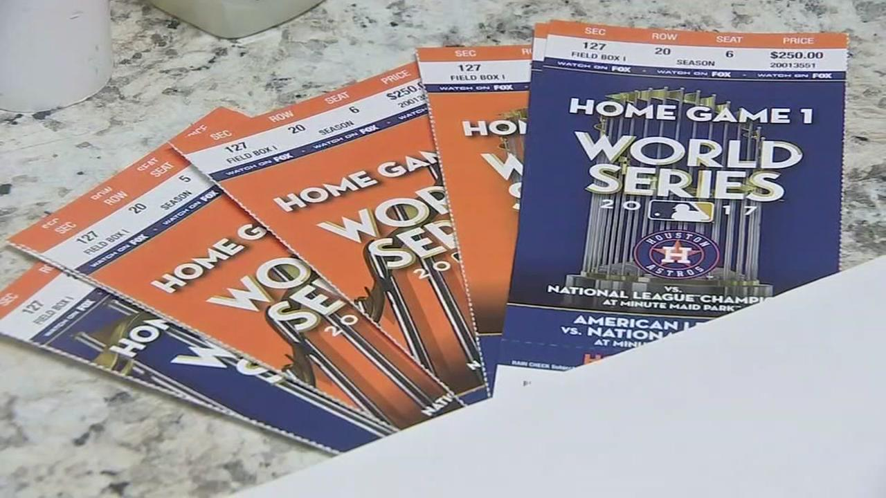 Basesball fans on the hunt for World Series tickets