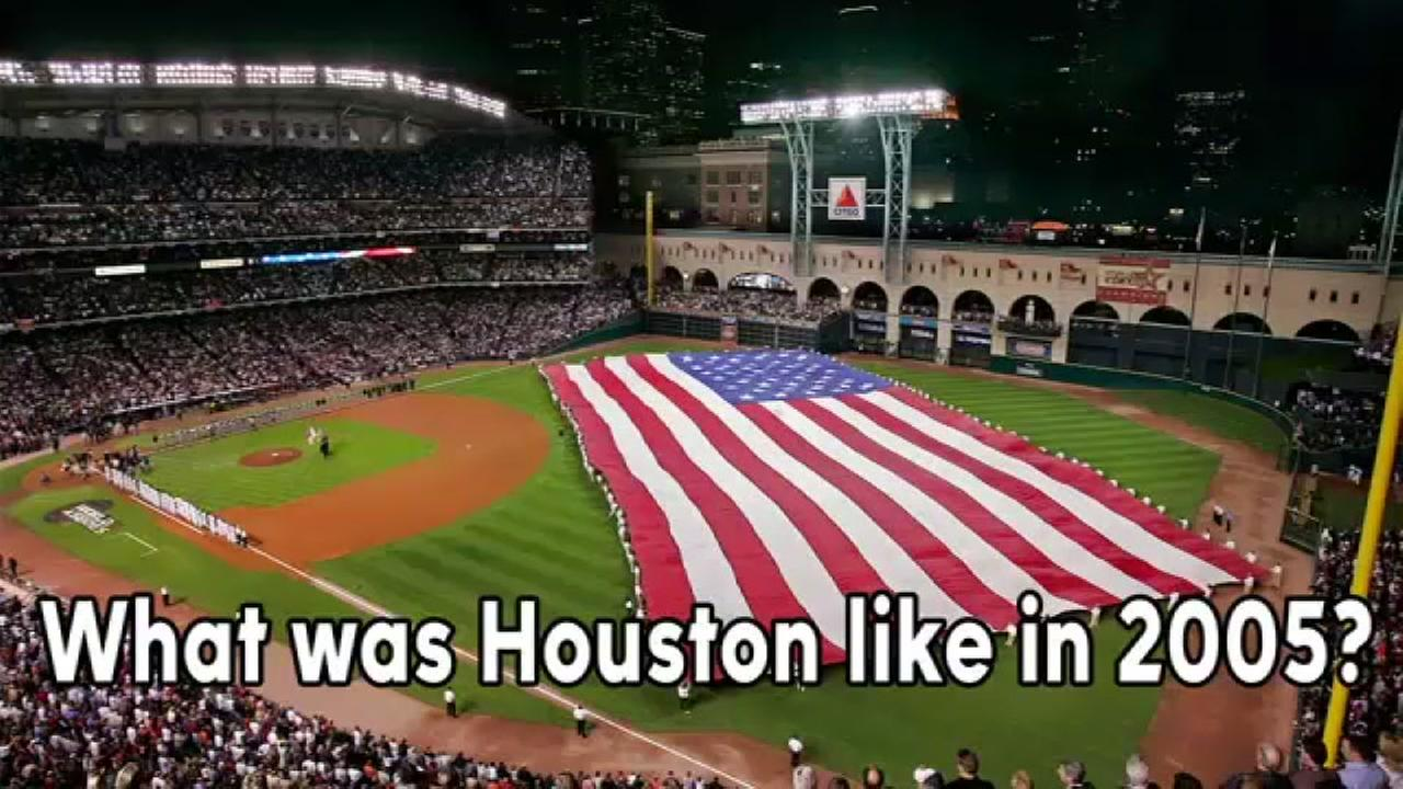 What was Houston like the last time the Astros went to the World Series