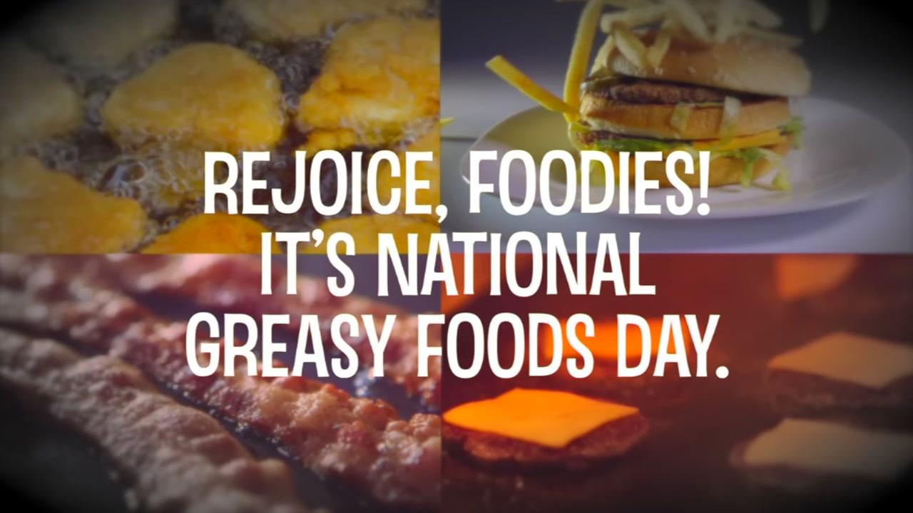 Indulge, Houston! Its National Greasy Foods Day