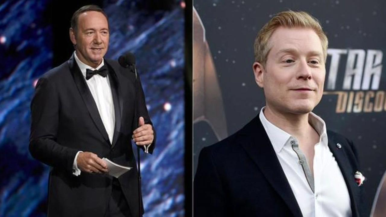 Spacey apologizes after actor accuses him of past harassment