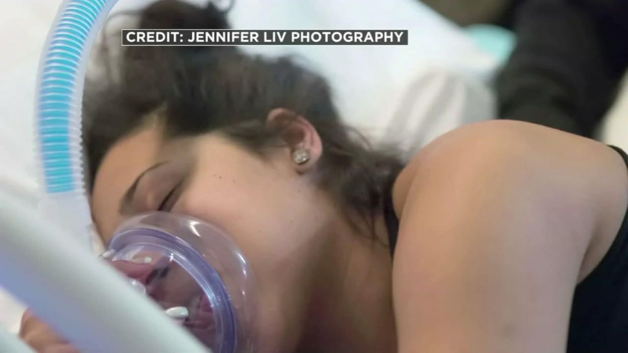Local hospital offering laughing gas to women in labor