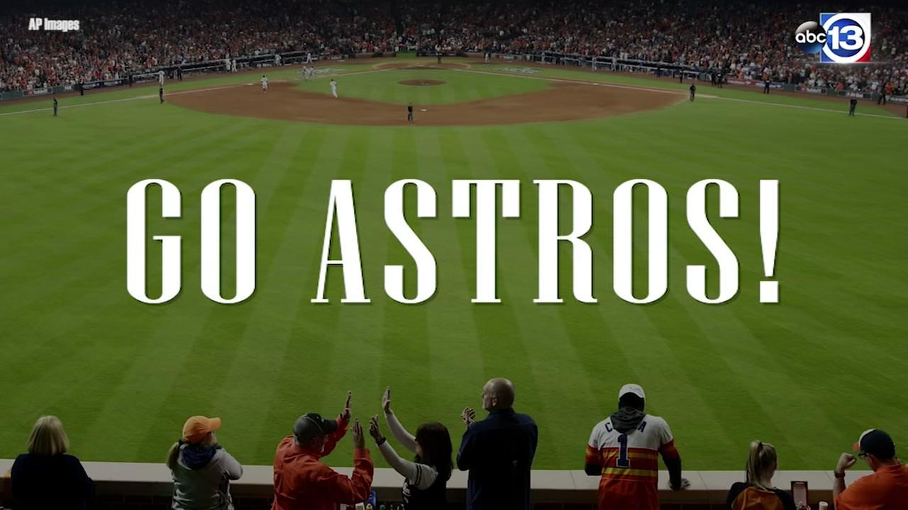 Astros in record-breaking World Series