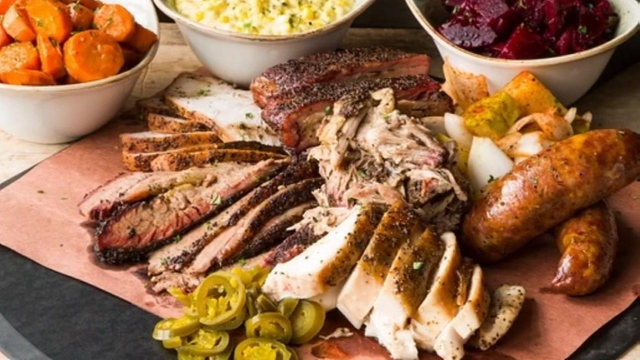 New Pappas restaurant marries barbecue and comfort food