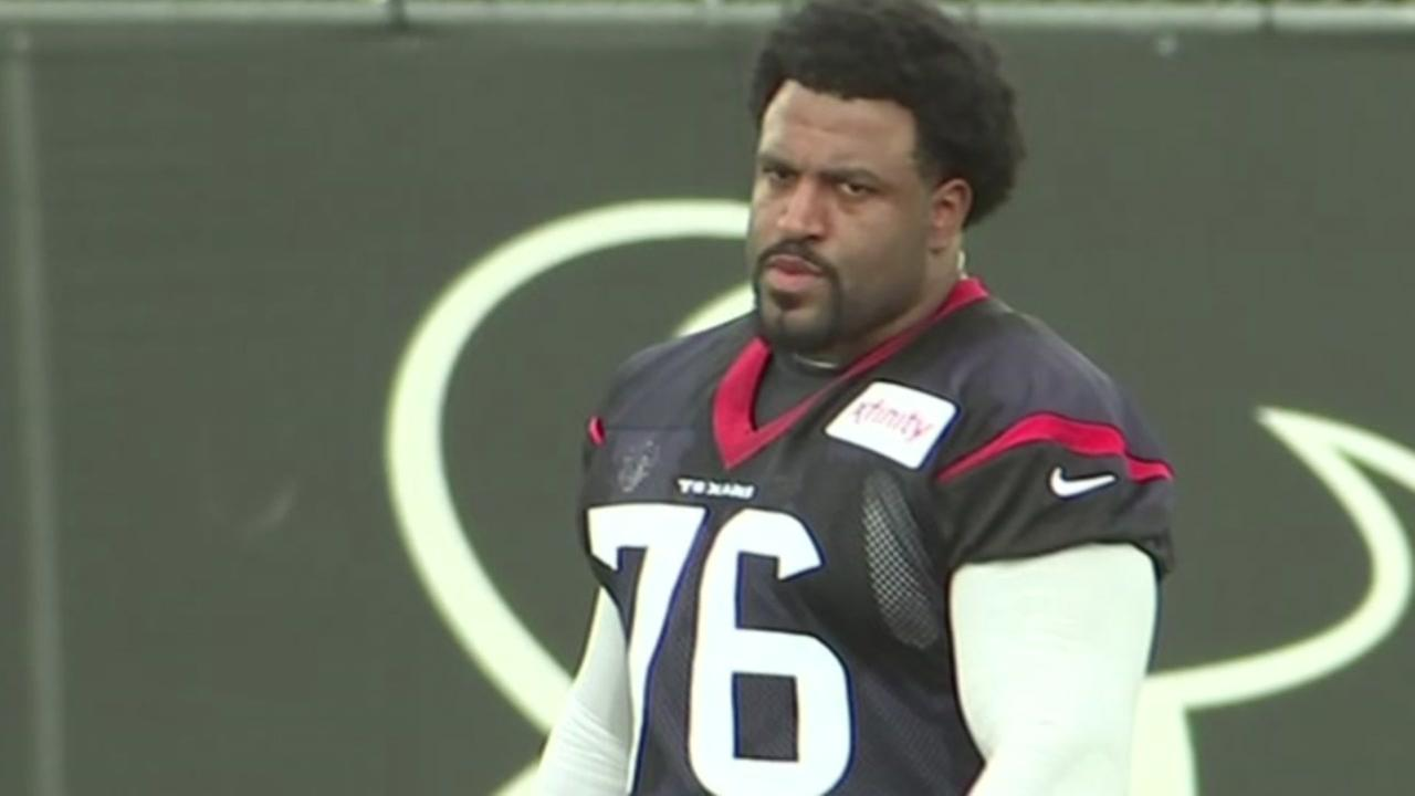 Texans Duane Brown traded to Seattle Seahawks