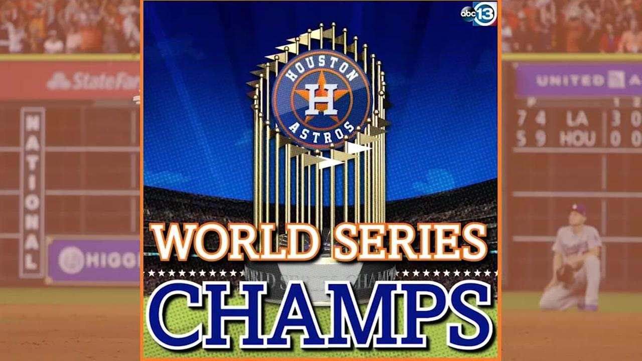 A look back at the Astros postseason