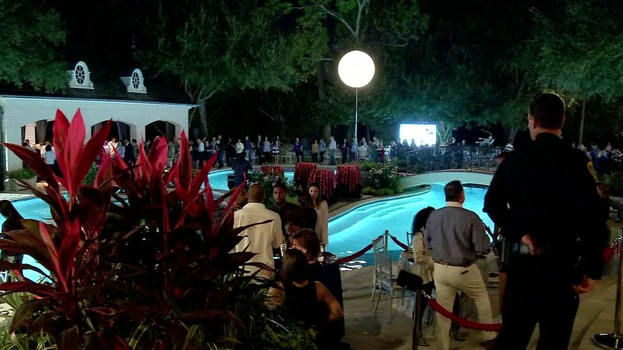 Tilman Fertitta hosts annual True Blue Gala at home