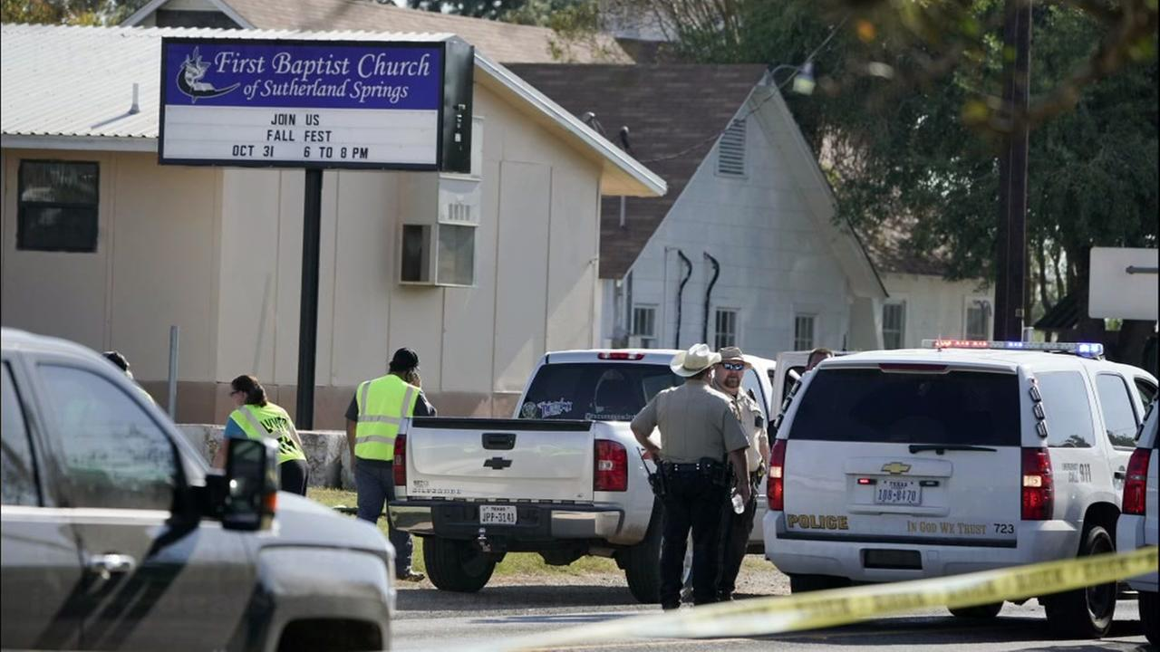 A look at the deadliest mass shootings in Texas history