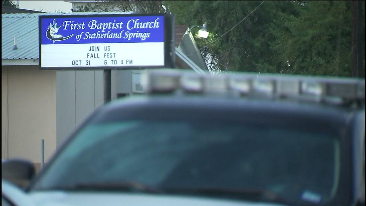 Church shooting latest
