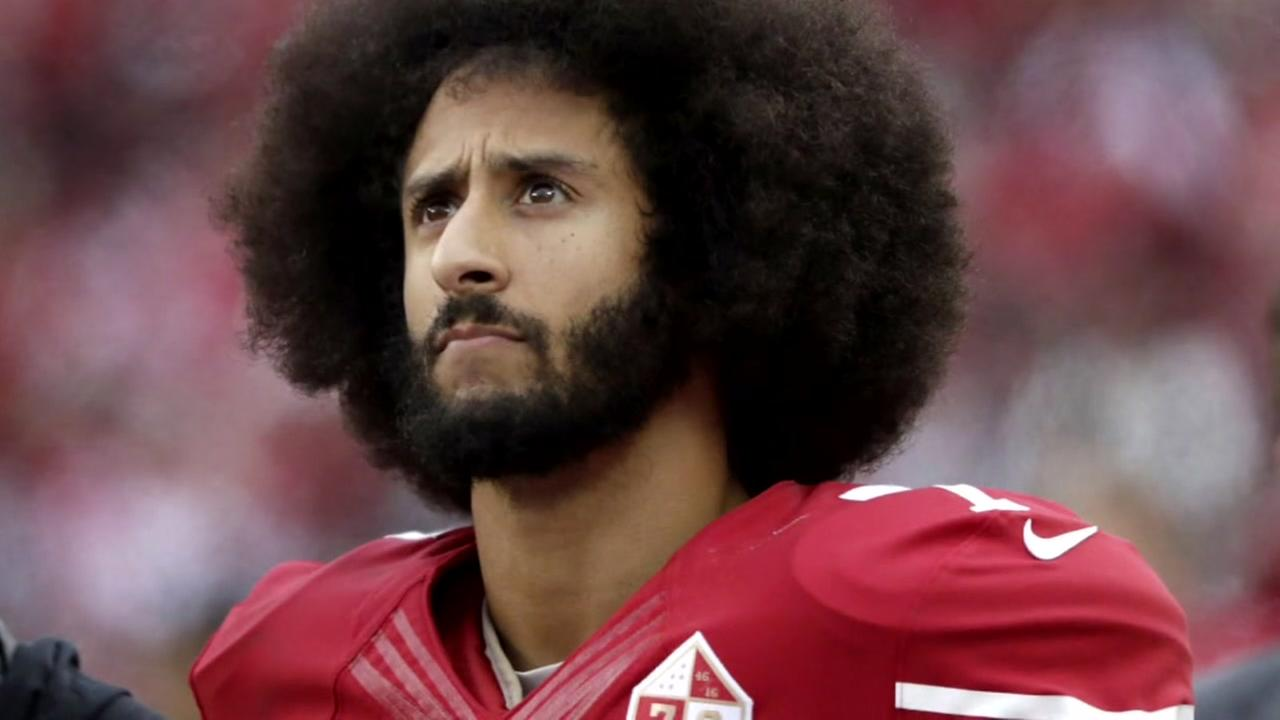 Texans considered calling up Colin Kaepernick