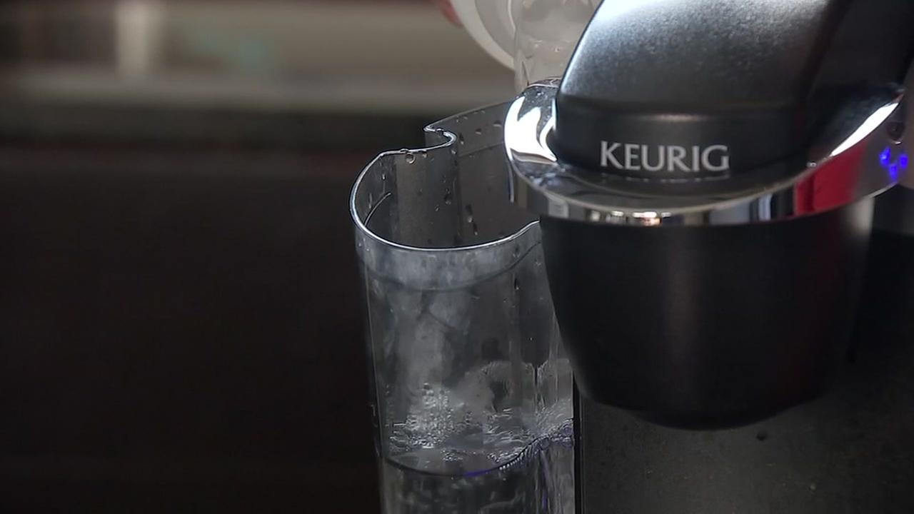 Keurig cleaning