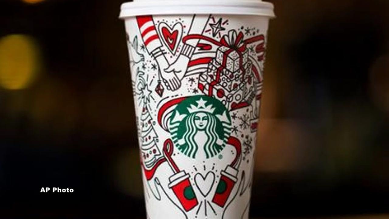 BOGO special on holiday drinks begins at Starbucks