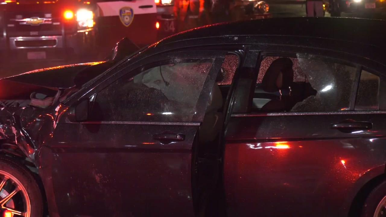 Driver takes off after deadly hit-and-run in NE Harris Co.