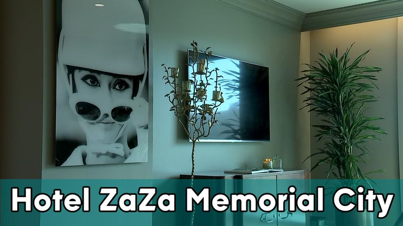 Sneak peak at Hotel ZaZa at Memorial City
