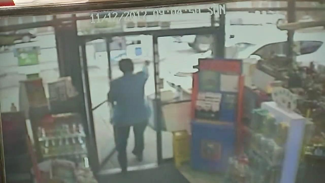 Gas station clerk talks to ABC13 about ordeal
