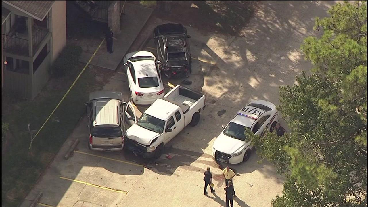Shooting in north Houston under investigation