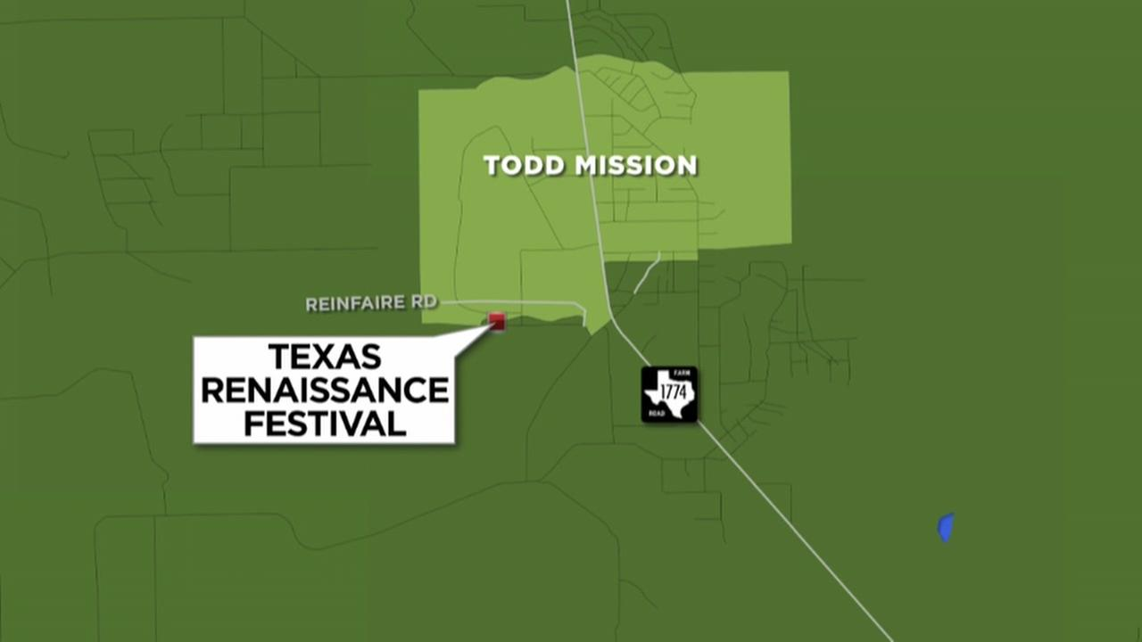 Texas Renaissance Festival closes early after power outage in Grimes County