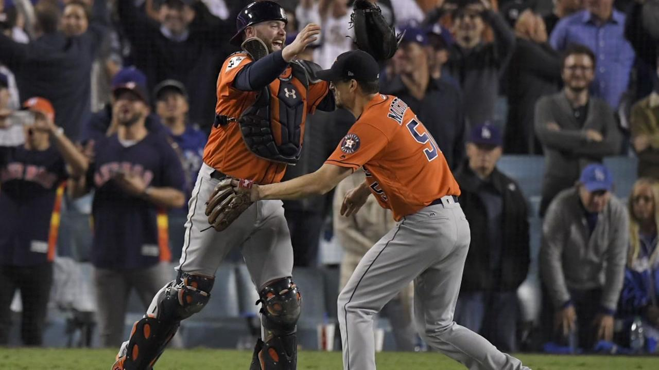 Astros to receive over $400K for winning World Series